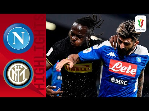 Napoli Inter Goals And Highlights