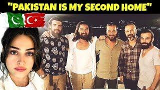Ertugrul Ghazi Cast Want to Visit Pakistan | Urdu Interview and Subtitles | Hoşgeldiniz خوش آمدید