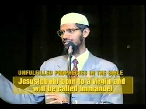 Download Zakir Naik - Al Quran dan Injil Mengupas Ilmu Pengetahuan bagian 3