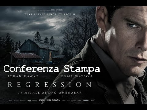 Regression - Il film di Alejandro Amenábar (Conferenza Stampa)