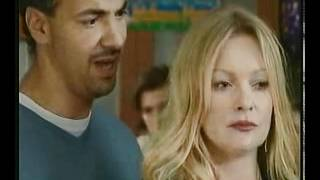 Andrée Bernard Hollyoaks Liz throws out Richard her husband Thumbnail