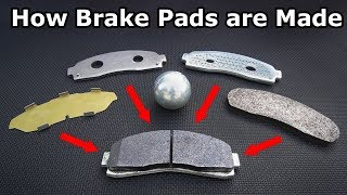 Download How Brake Pads are Made Mp3 and Videos