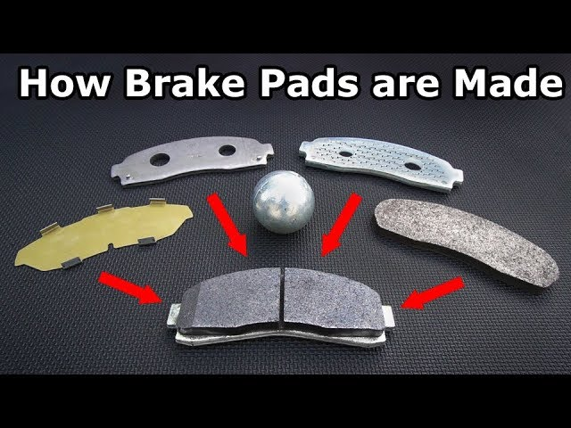 How Brake Pads are Made