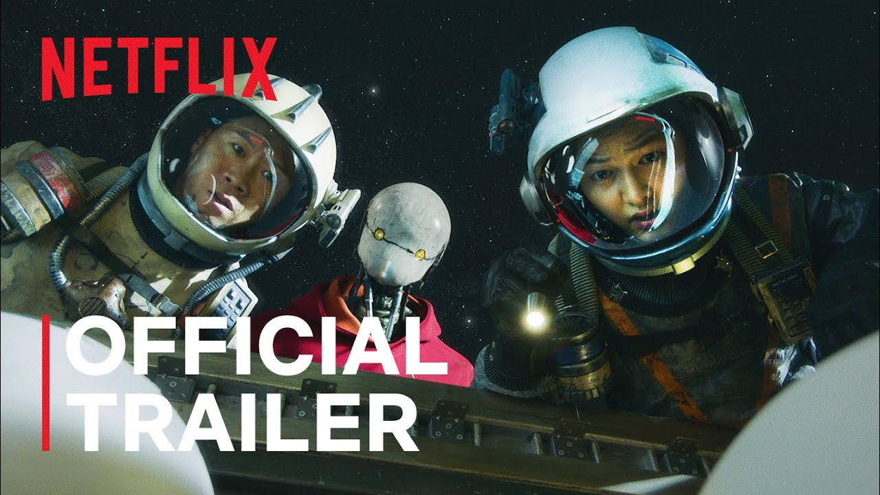 Download Space Sweepers | Official Trailer | Netflix