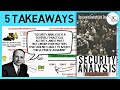 SECURITY ANALYSIS | FINANCIAL STATEMENTS (BY BENJAMIN GRAHAM)