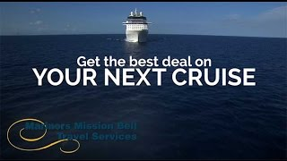 Mariners Mission Bell Travel Services Onboard Booking Encouragement
