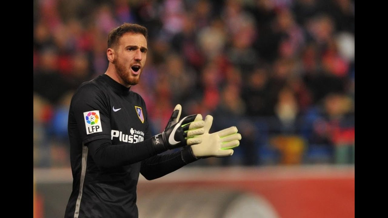 Jan Oblak The Slovenian Wall HD