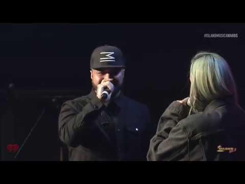 Island Music Awards - Common Kings & Kat Dahlia Perform Champion