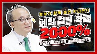 [중앙대병원 참좋은TV]침묵의 암 #폐암 의 공포