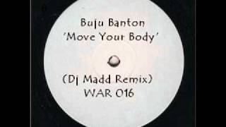 Buju Banton - Move Your Body (Dj Madd Dubstep Remix) RAGGASTEP