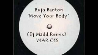 Buju Banton - Move Your Body (Dj Madd Dubstep Remix) RAGGASTEP