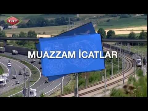 TRT Belgesel, Muazzam icatlar Yüksek Hizli Tren isletim Sistemi