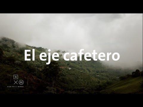 ¿Por qué en Colombia se toma mal café? | Alan por el mundo Colombia #3