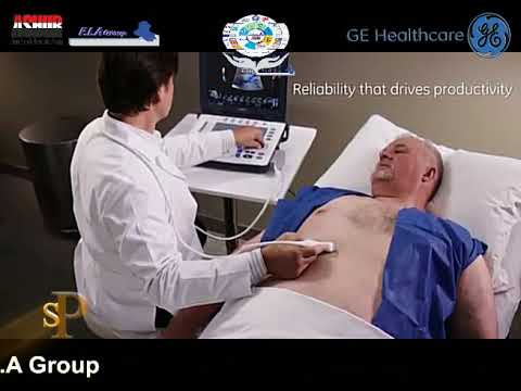 GE Healthcare  - LOGIQ V2