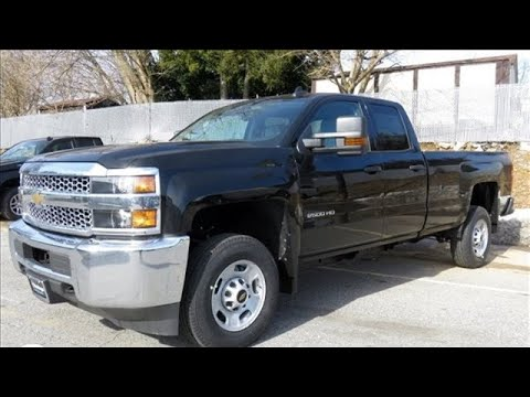 2019 Chevrolet Silverado 2500HD Baltimore MD Owings Mills, MD #A9153560 - SOLD