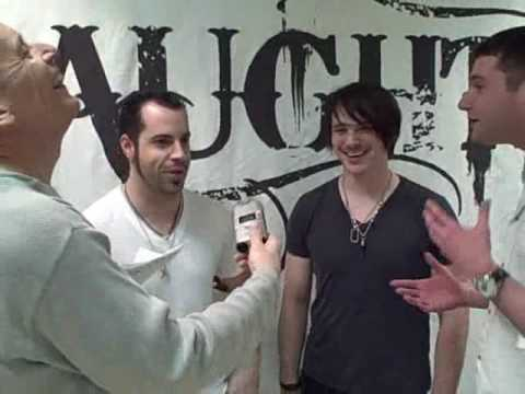 jojo and reagan interview chris and brian from daughtry.wmv
