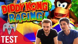 Test - Diddy Kong Racing (FR) (N64)