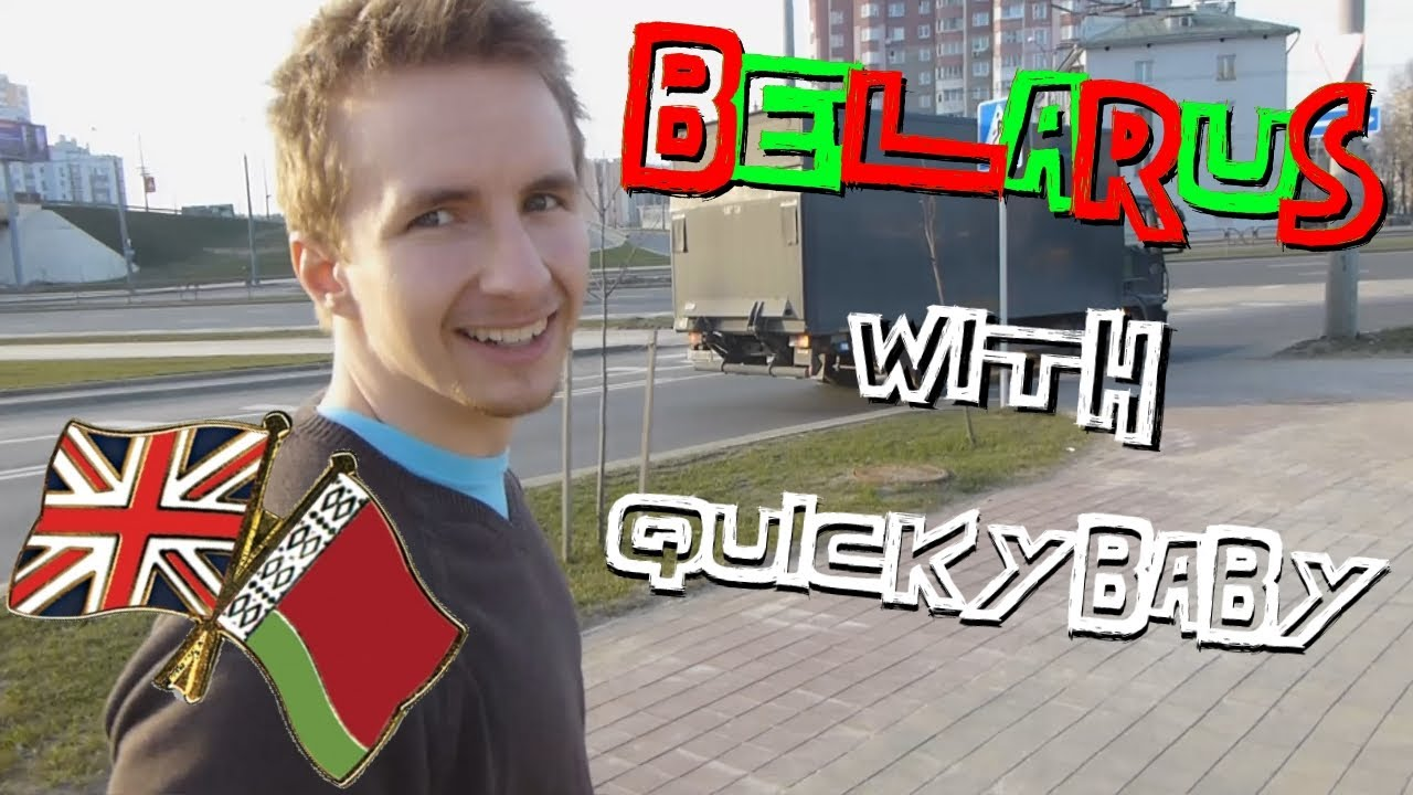QuickyBaby: Guide to Belarus and VLOG! - YouTube