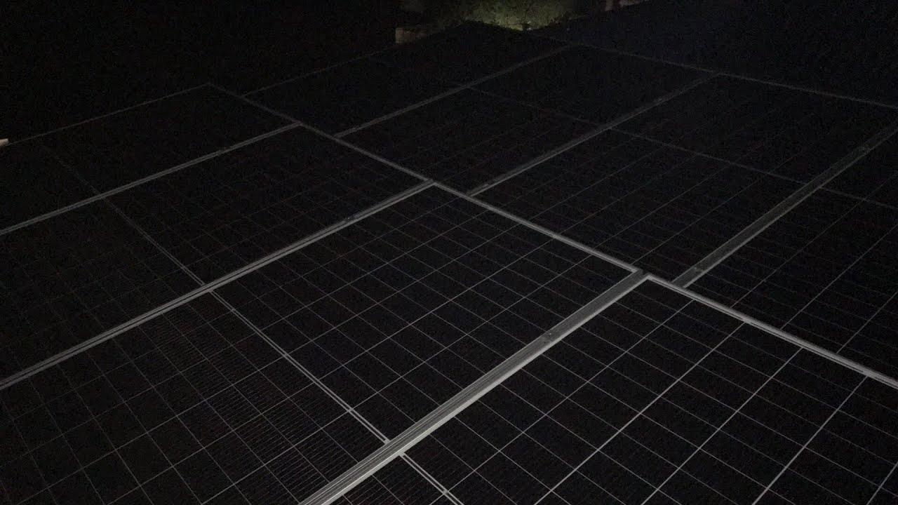 Hệ thống Điện mặt trời 10kW tại Đồng Hỷ, Thái  Nguyên