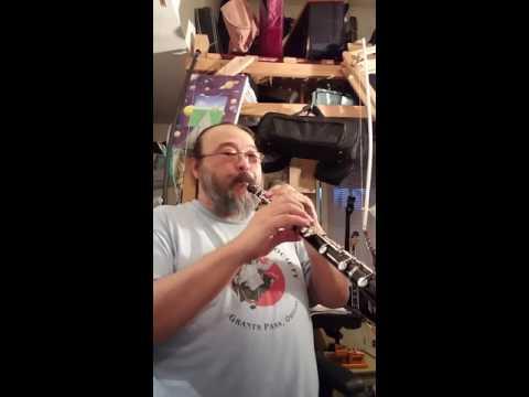 Piccolo Oboe on C Jam