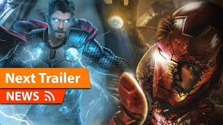 Avengers Endgame NEW Trailer Release Date & Expectations
