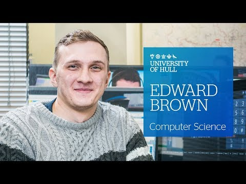 Edward Brown - Computer Science - University of Hull