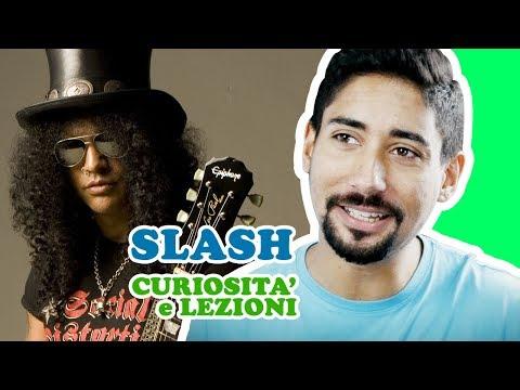 SLASH 🎸 3 Lezioni di Chitarra dal Suo Stile 🎸 Chitarristi Famosi