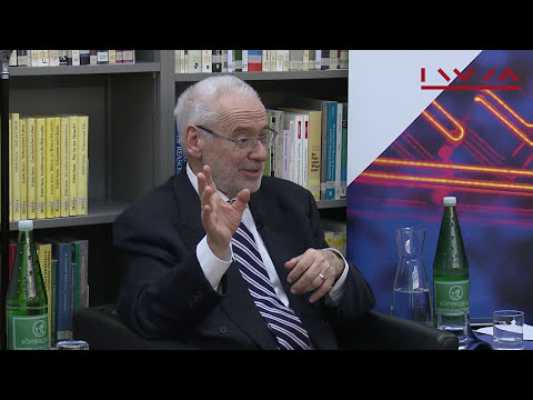 Erhard Busek: Europe and Austria: The Shape of the Future?