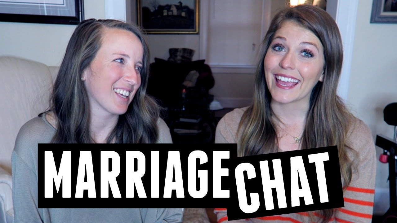 Marriage Chat // Advice & Experience - YouTube