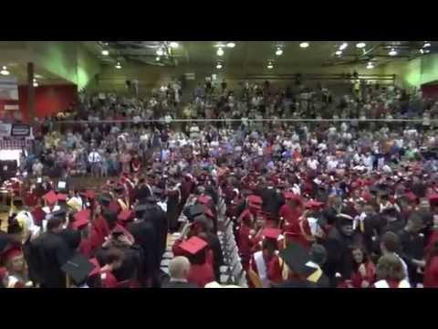 Huntington North High School graduation 2015