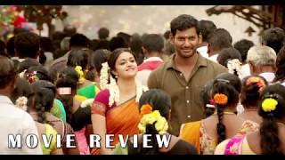 Sandakozhi 2 Movie Review in Tamil