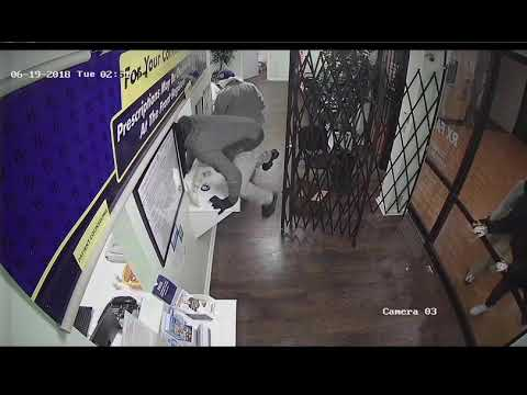HPD #778263-18 BURGLARY OF A BUILDING