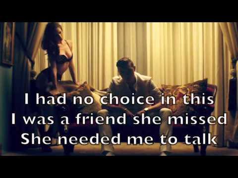 Calvin Harris ft. John Newman - Blame Karaoke Cover Backing Track + Lyrics Acoustic Instrumental