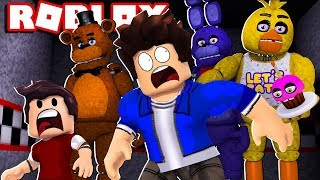 Five Nights at Freddy's ROBLOX-NEW SECURITY GUARD #01
