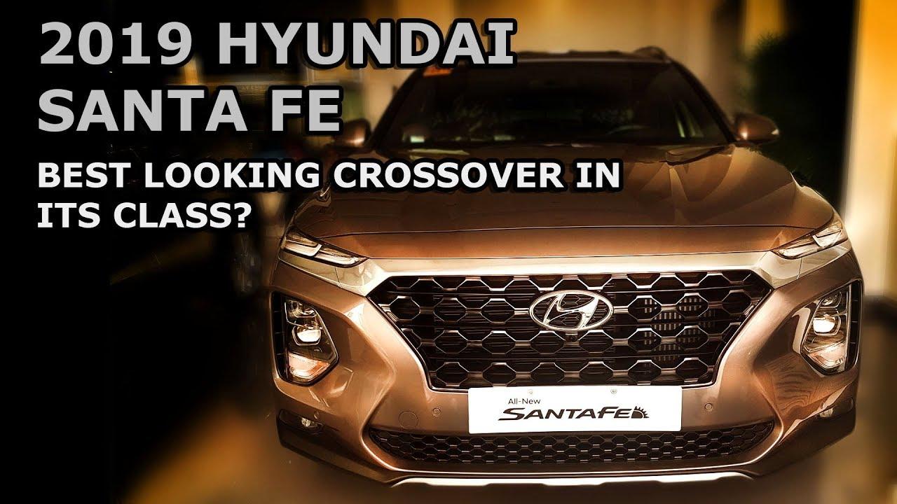 2019 Hyundai Santa Fe In Depth Tour Review Test Drive Philippines
