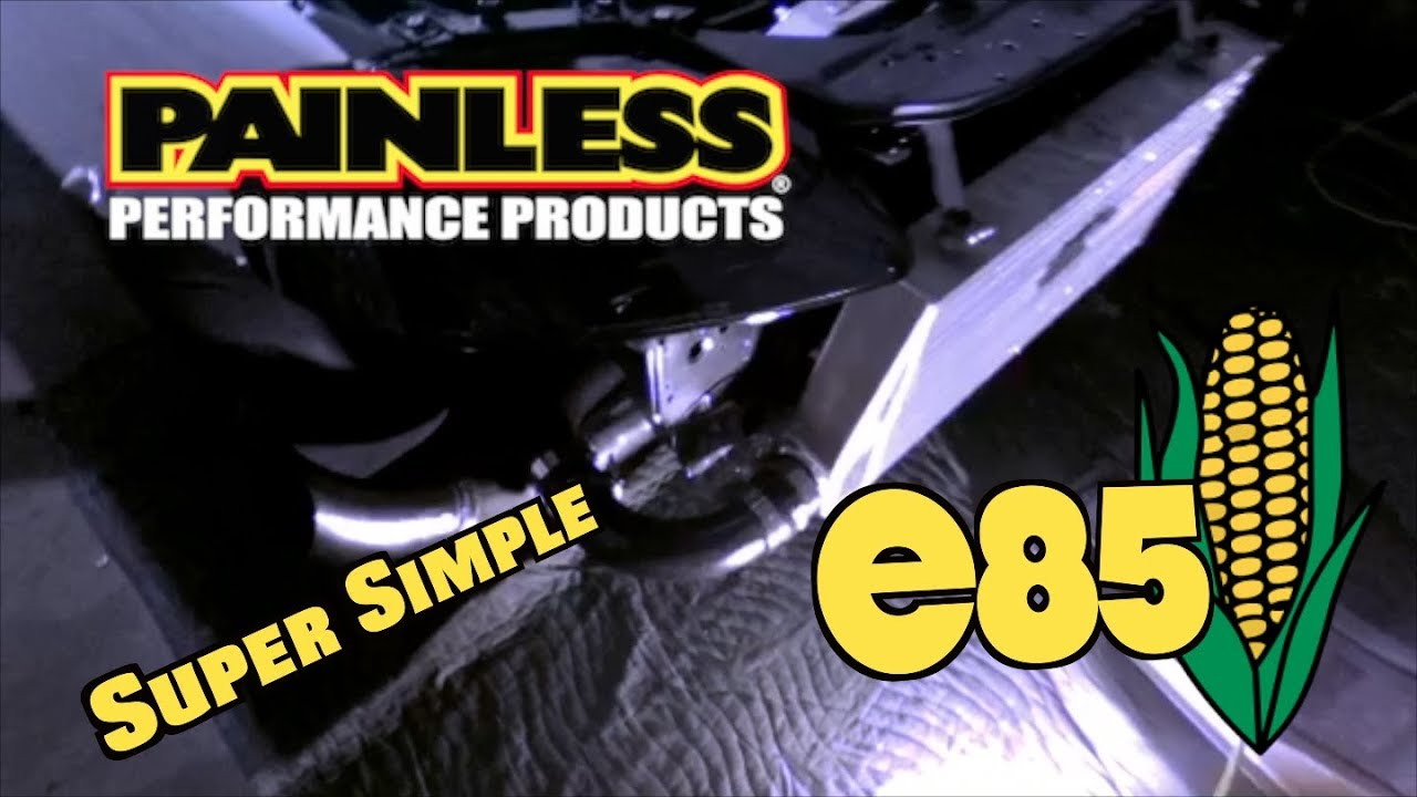 painless fuel pump relay kit install - turbo ek ls-vtec