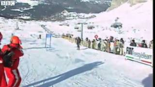 Repeat youtube video BBC News Michael Schumacher, ex F1 champion, critical after ski fall