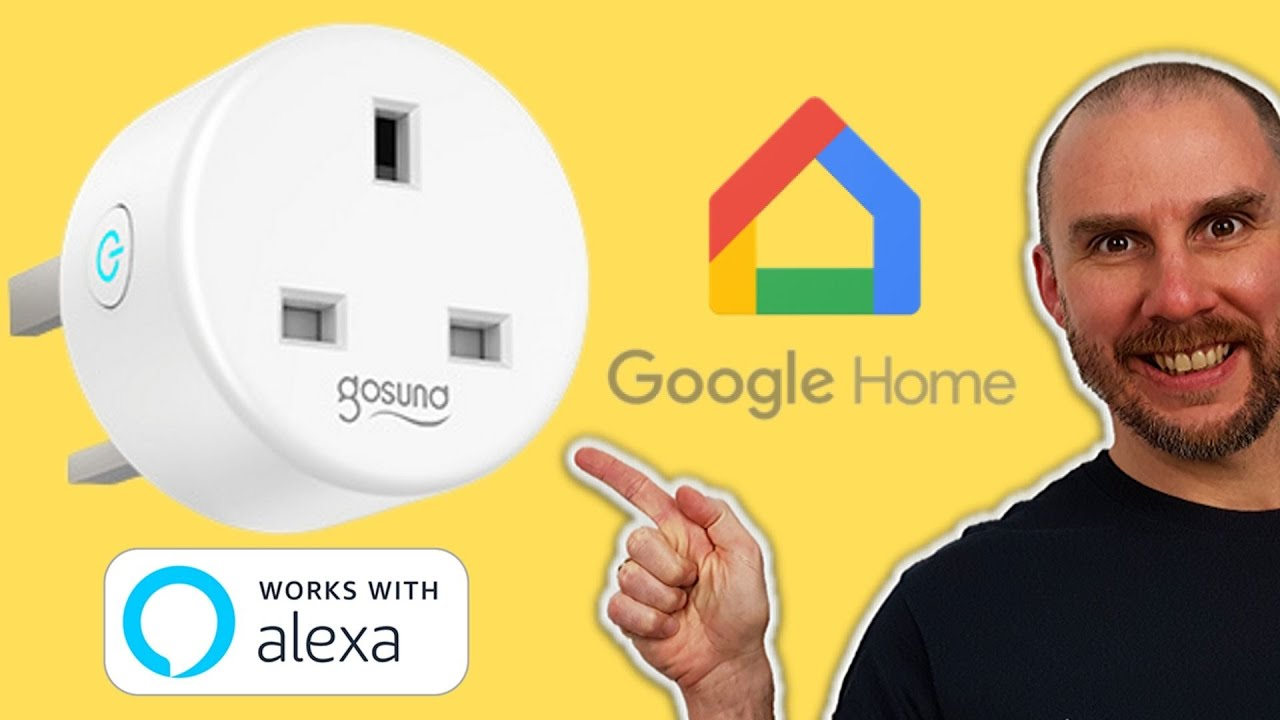 Gosund Mini Wi-Fi Smart Plug Unboxing & Setup | Great Value Home Automation