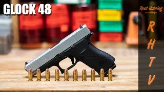 Glock 48 - The Best Compact Glock 9mm Ever?