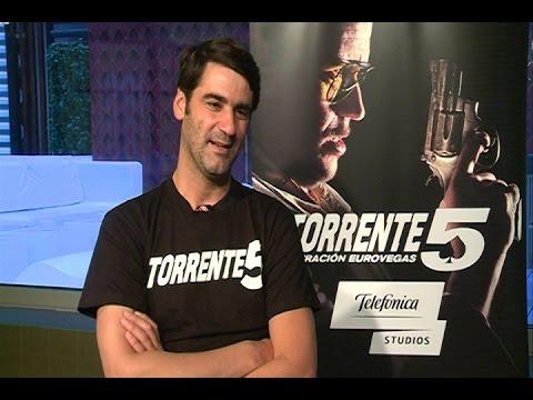 Jesulín de Ubrique contento con su paso por Torrente 5