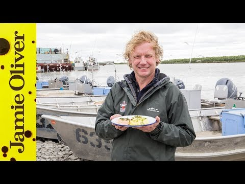 Roasted Whole Salmon & Potato Salad | Alaska | Bart's Fish Tales