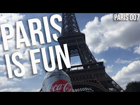 Exploring Paris Magic Shops and FRENCH FAST FOOD!!!