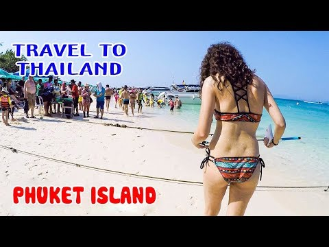 TRAVEL TO THAILAND ▶ Practical experience of the beauty of Phuket Island, Thailand