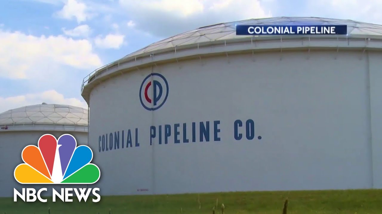 Download U.S. Recovers Most Of Colonial Pipeline Hack Ransom Payment