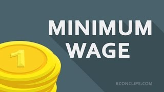 ✉ Minimum Wage | Good or Bad Idea?