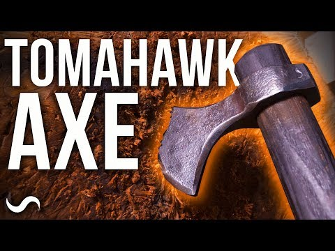 MAKING A TOMAHAWK FOR MIKE BOYD!!!