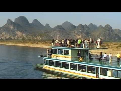 Lijiang River Cruise Vacation Travel Video Guide