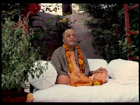 Darkness And Disturbance by Srila Prabhupada (SB 01.07.18) at Vrndavana, September 15, 1976