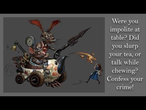 Tempest in a Teacup - Alice: Asylum - \