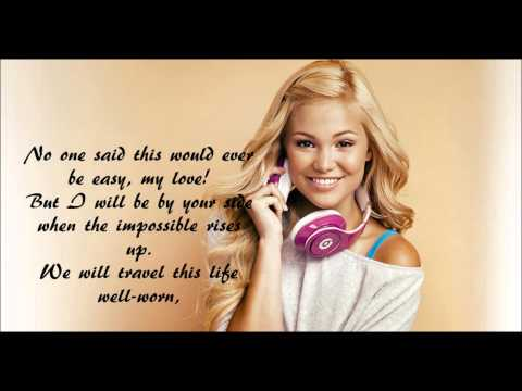 Olivia holt - Carry on lyrics